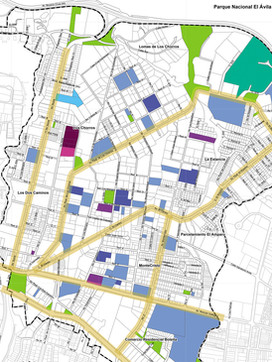 Plan Sectorial Los Chorros, Municipio Sucre, Estado Bolivariano de Miranda