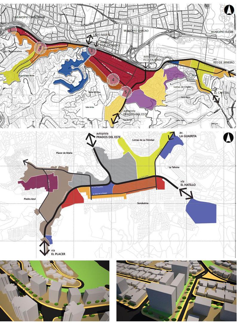 Plan de Desarrollo Urbano Local (PDUL) del Municipio Baruta