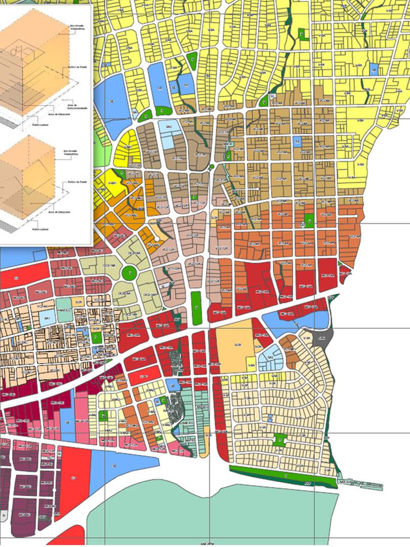 Plan de Desarrollo Urbano Local (PDUL) del Municipio Chacao