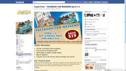 Facebook Fan Event