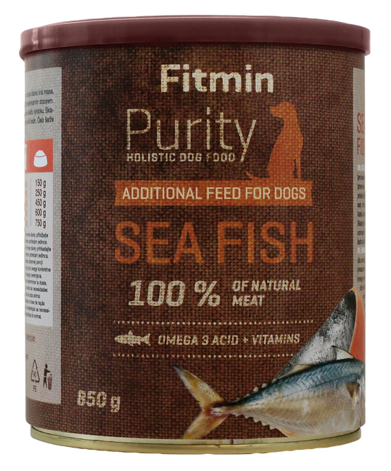 PURITY SEA FISH 850g