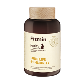 Fitmin dog Purity LONG LIFE & IMMUNITY -