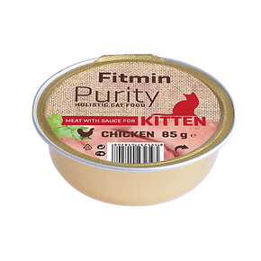 Fitmin cat Purity alutray Kitten Chicken
