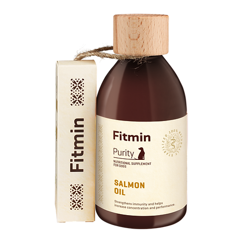 Salmon Oil 300ml
