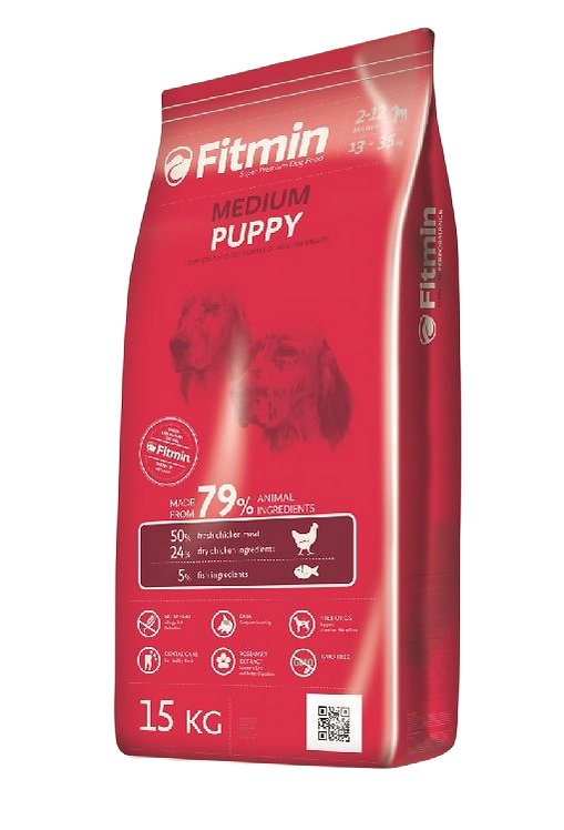MEDIUM PUPPY 3KG