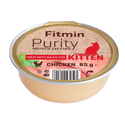 PURITY KITTEN CHICKEN 85gr