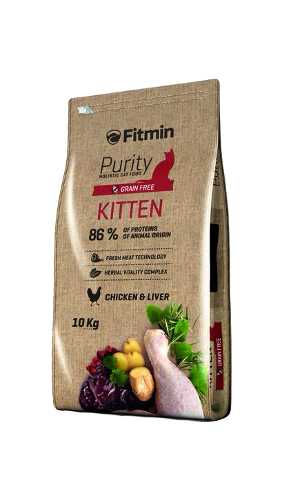 Purity KITTEN 10kg