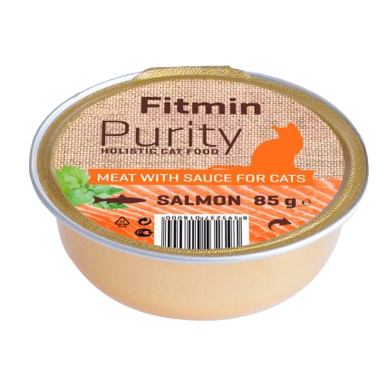 PURITY SALMON 85gr