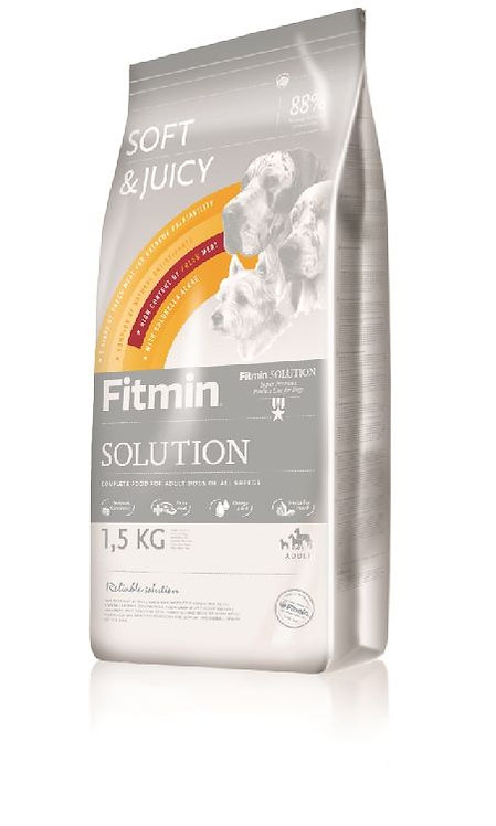 Fitmin SOLUTION SOFT & JUICY 1.5KG