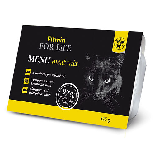 FFL Menu Meat MIX 325gr