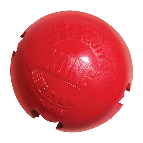 KONG CLASSIC BISCUIT BALL LARGE