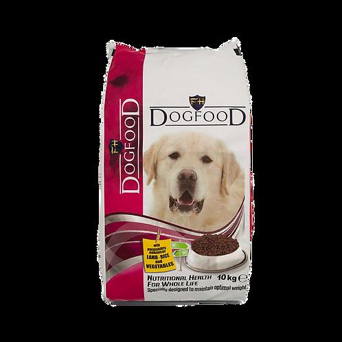DOG LAMB & RICE 3KG