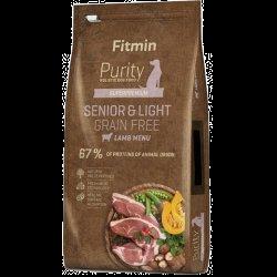 Purity Light & Senior Lamb Grain Free 2kg