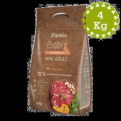 Purity MINI Adult Beef Grain Free 4kg