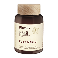 Fitmin dog Purity COAT & SKIN - 160 g.pn