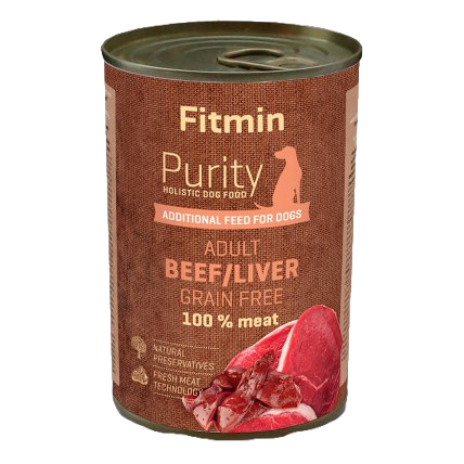 PURITY BEEF LIVER 400g