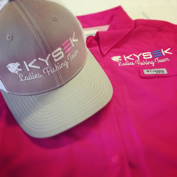 The Kysek ladies fishing team will be lo