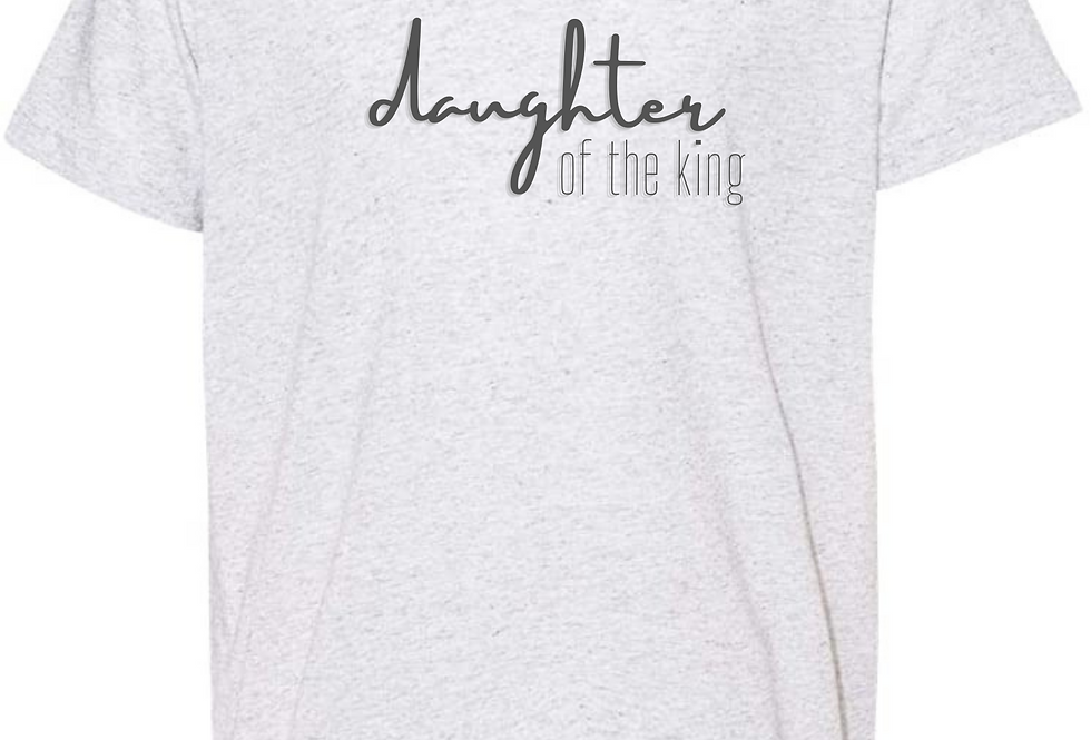 Daughter of the King - Vintage Heather