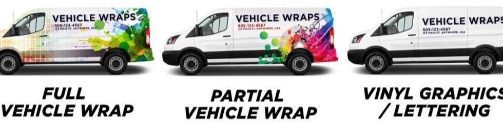 Vinyl Wrap Options, Ideas for Vinyl Wrap on Vehicles