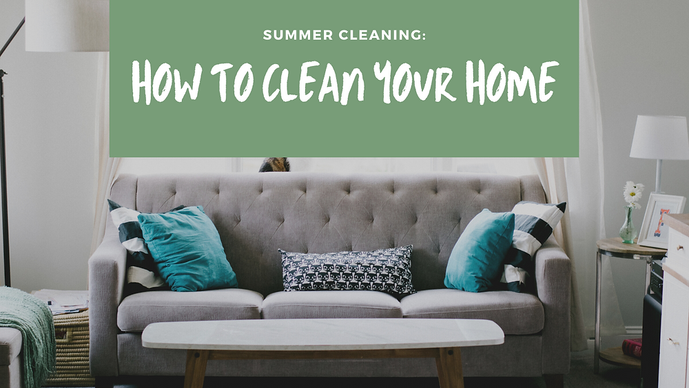 image of how to clean your home
