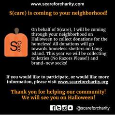 S(care)'s online flyer