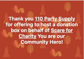 110 Party Supply