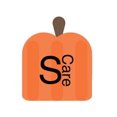S(care) icon design