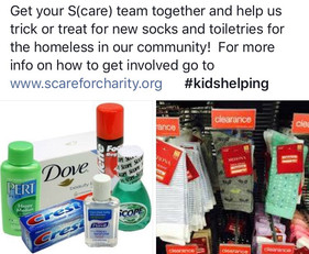 Helping Our Community!