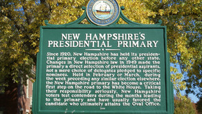 New Hampshire Primary Communications