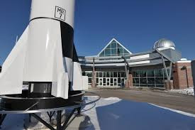 To infinity and beyond with the McAuliffe-Shepard Discovery Center