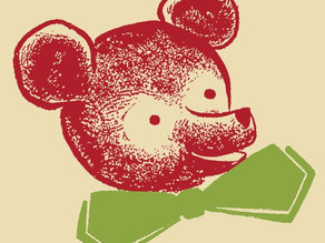 This holiday Season, discover the Cinnamon Bear - you won't be sorry!