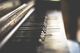 The time for piano music has passed