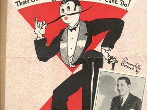 Return to the Roaring 20s:What to do now in terms of marketing if things take off? Again…