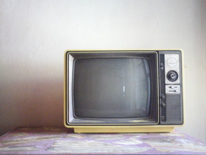 How the Internet is like TV back in the day...