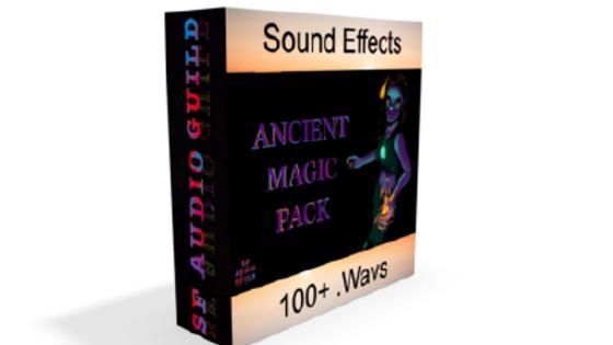 Ancient Magic Pack