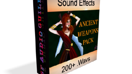 Ancient Weapons Pack SFX