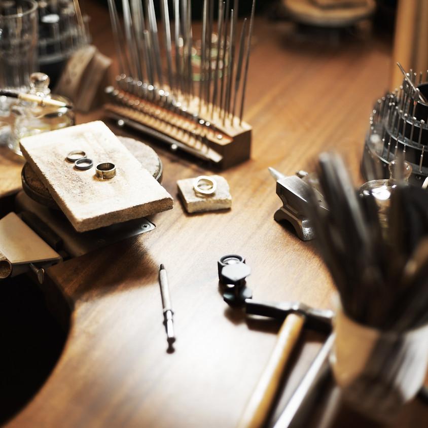 Metalsmithing : 101
