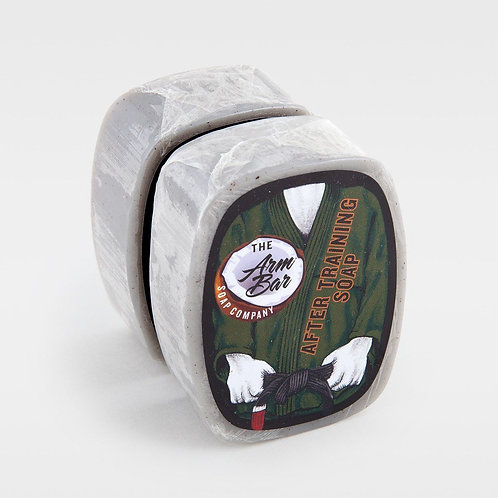 Armbar Soap - Coal-Conut Batch