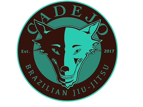 "10"" Cadejo BJJ - Patches"