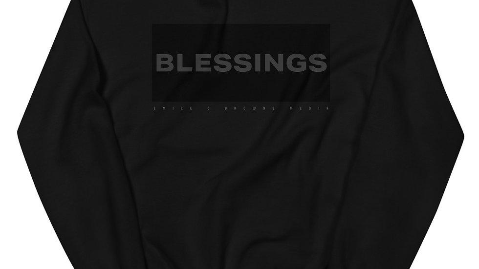 BLESSINGS X ECBM