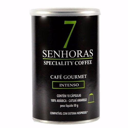 7 Senhoras Speciality Coffee em Cápsulas - Intenso