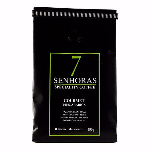 7 Senhoras Speciality Coffee - Gourmet (250g, 500g e 1kg)