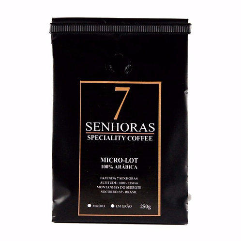 7 Senhoras Speciality Coffee - Micro-Lot