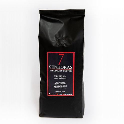 7 Senhoras Speciality Coffee - Tradição (500g e 1kg)