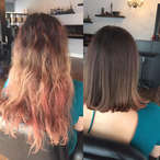 Before & After Colour Correction