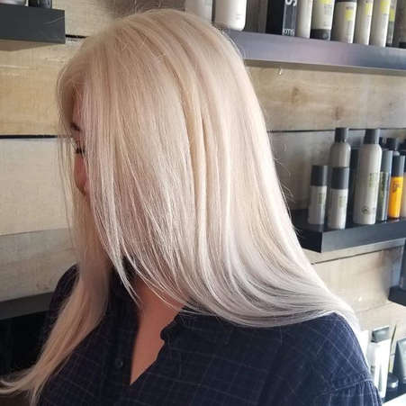 Ultra Blonding