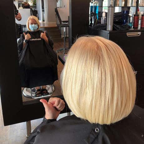 Ultra-Blonding