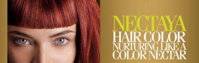 Nectaya Hair Color