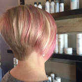 Soft Pink Highlights