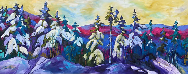 Shadows of Tremblant Collection 11 By B.Jane Magee